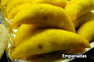 Empanadas - Pan Caliente