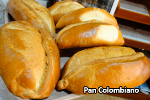 Pan Colombiano - Pan Caliente