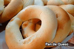 Pan de Queso - Pan Caliente