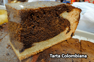 Tarta Colombiana - Pan Caliente