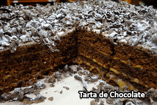Tarta de Chocolate - Pan Caliente